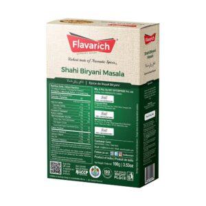 Shahi Biriyani Masala